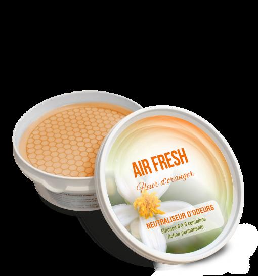 AIR FRESH neutralisateur orange